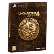 Uncharted 4 - A Thief's End - Special Edition