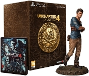 Uncharted 4 - A Thief's End - Libertalia Collector's Edition
