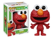 POP! TV: SESAME STREET: ELMO FIGURE 08 - VAULTED