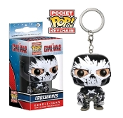 POCKET POP! KEYCHAIN: CAPTAIN AMERICA CIVIL WAR CROSSBONES