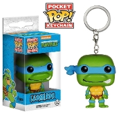 POCKET POP! KEYCHAIN: Teenage Mutant Ninja Turtles Leonardo