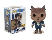 POP! DISNEY: BEAUTY & THE BEAST - FLOCKED BEAST