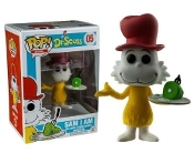 Pop! Dr Seuss - Sam I Am #05 Limited Flocked Vinyl Figure