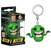 POCKET POP! KEYCHAIN: GHOSTBUSTERS - SLIMER GLOW IN THE DARK
