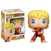 POP! GAMES: STREET FIGHTER - SPECIAL ATTACK KEN