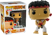 POP! GAMES: STREET FIGHTER - SPECIAL ATTACK RYU