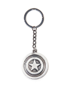 Marvel - Captain America Metal Shield Keychain