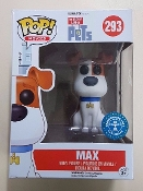 Pop! Movies: The Secret Life of Pets - Max