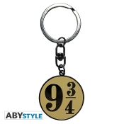"HARRY POTTER - Keychain ""Platform 9 3/4"""