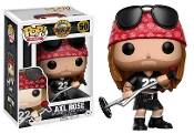 Pop! Rocks: Guns N Roses - Axl Rose