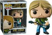 POP! Rocks: Kurt Cobain (Teen Spirit) #65