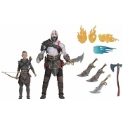 Ultimate Kratos & Atreus 2-Pack