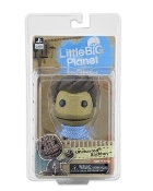 Little Big Planet Series 2 Nathan Drake Sackboy Action Figure
