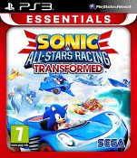Sonic All Star Racing: Transformed