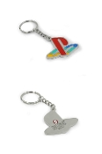 PlayStation Official Original Logo Keychain