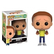 Funko POP! Animation - Rick and Morty Morty Vinyl Figure #113