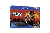 Playstation 4 Slim Console 500GB incl. Red Dead Redemption 2