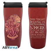 "HARRY POTTER - Travel mug ""Gryffindor"""