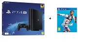 Playstation 4 Pro 1TB Console Including FIFA 19