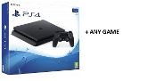 PlayStation 4 1TB Console + ANY GAME