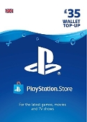 Playstation Network Card £35