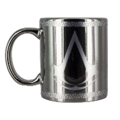 Assassins Creed Chrome Coffee Mug