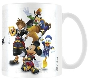 KINGDOM HEARTS (GROUP) Mug