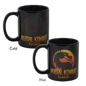 MORTAL KOMBAT OFFICIAL HEAT CHANGING MUG