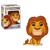 Funko Pop! Disney The Lion King Mufasa Vinyl Figure