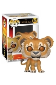 Funko Pop! DIsney The Lion King Simba Vinyl Figure