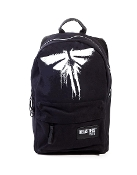 THE LAST OF US - FIREFLY SCREEN PRINTED LOGO BLACK BACKPACK