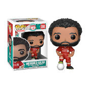 Funko Pop! Football: Liverpool - Mohamed Salah #08