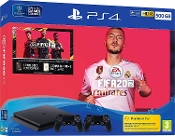 Playstation 4 Slim 500GB Fifa 20 Bundle Inc. Extra Controller