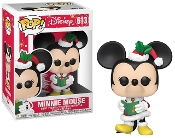 Funko POP! Disney Holiday Minnie Vinyl Figure