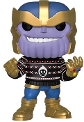 POP! Marvel - Holiday #533 Thanos (Christmas Sweater)