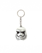 Star Wars Captain Phasma 3D Metal Keychain