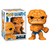 Funko POP! figure Marvel Fantastic Four The Thing