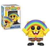 Funko Pop! SpongeBob SquarePants Rainbow Vinyl Figure