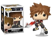 Funko Pop! Kingdom Hearts 3  Sora (Ultimate Weapon) #620