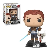 Funko POP! Star Wars Jedi: Fallen Order - Cal Kestis and BD-1