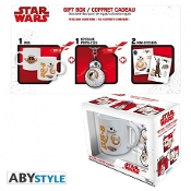 "STAR WARS - Pck Mug320ml + KeyringPVC + Sticker ""BB8"""