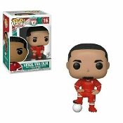 Funko POP! Football - Virgil Van Dijk (Liverpool) Vinyl Figure 1