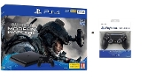 PS4 Slim 500GB Console Incl. Call of Duty + Extra Controller
