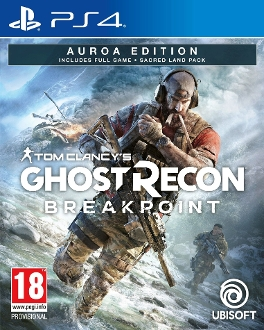 Ghost Recon Breakpoint - Aurora Edition
