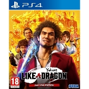 Yakuza: Like A Dragon Limited Edition