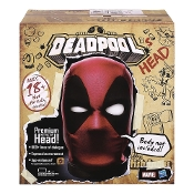 Marvel Legends Premium Interactive Head Deadpool's Head