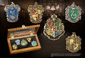 Harry Potter Pin Collection Hogwarts Houses (5) Pins & Brooches