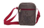 Harry Potter Mini Canvas Bag Deathly Hallows