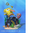 Spongebob SquarePants: Battle for Bikini Bottom - Statue