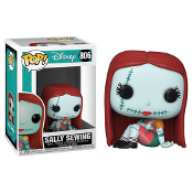 Funko Pop! The Nightmare Before Christmas - Sally Sewing #806